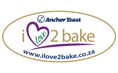 I love2bake logo