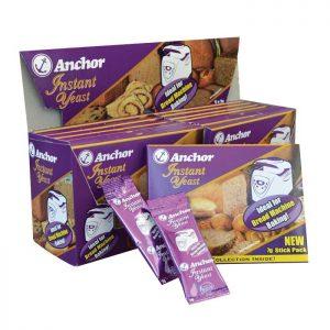 Anchor bread machine Yeast 14 x 5 x 7g
