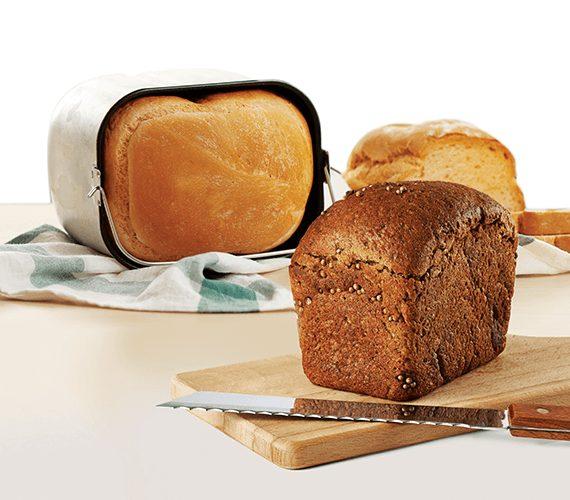 Bread Machine Baking