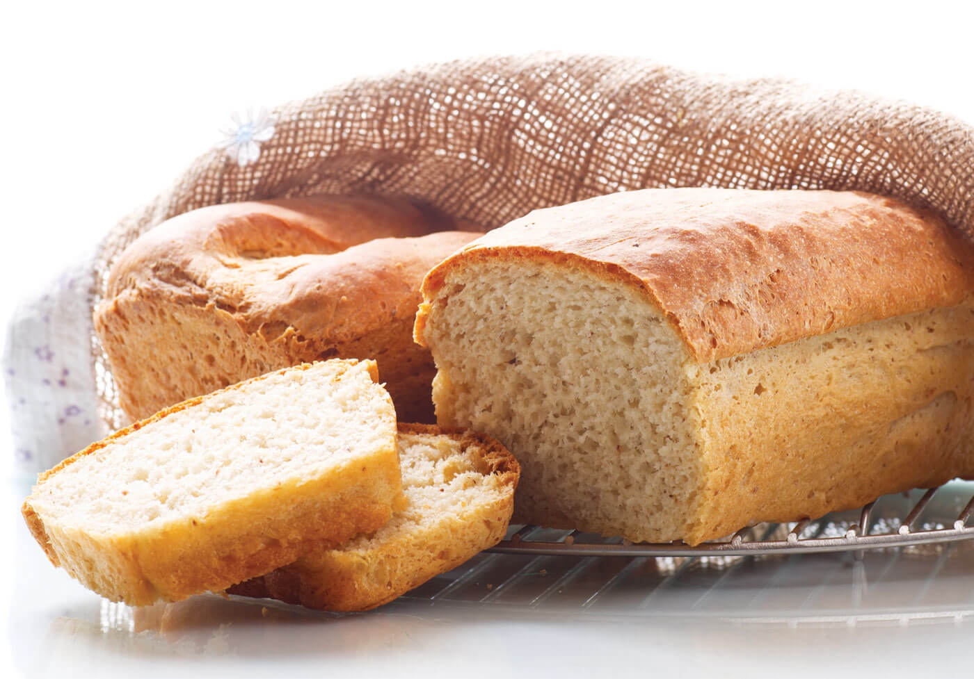 Brown / White Bread