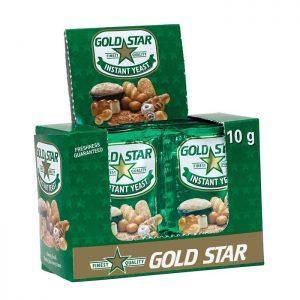 gold star 24 x 10g display