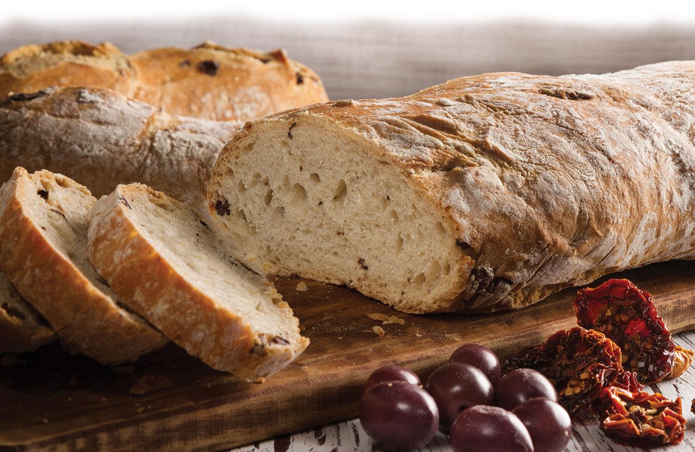 Italian Olive Bread/Rolls