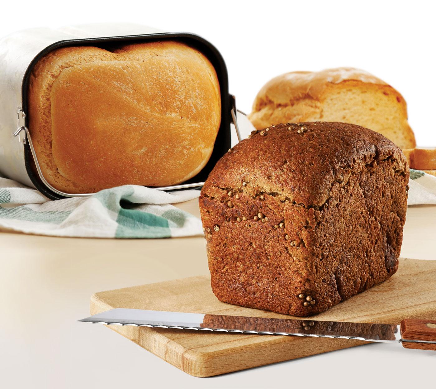 White / Brown Bread