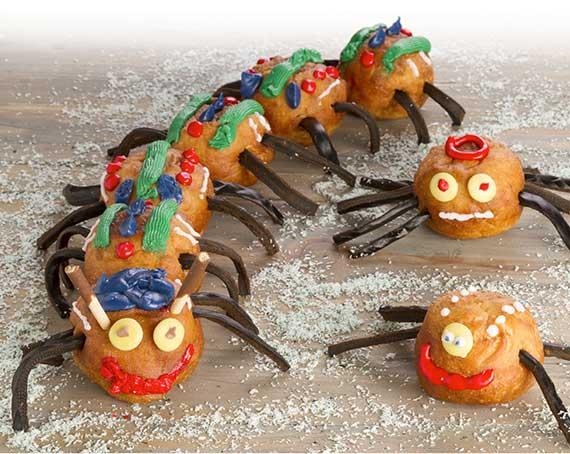 Doughnut Catepillars