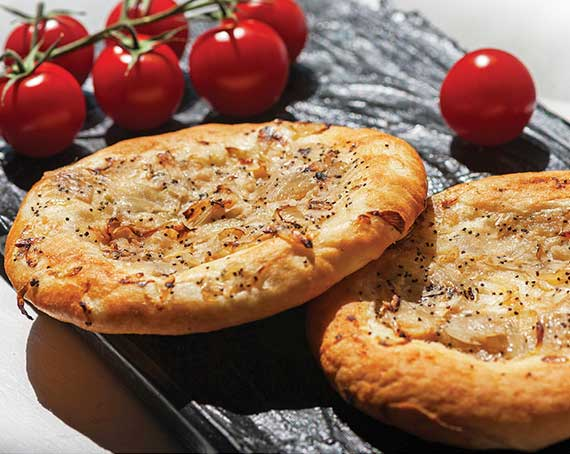 French Onion Rounds