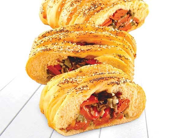 Savoury Braid