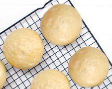 Steam Bread Rounds