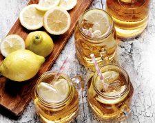 Lemon Beer Drinks