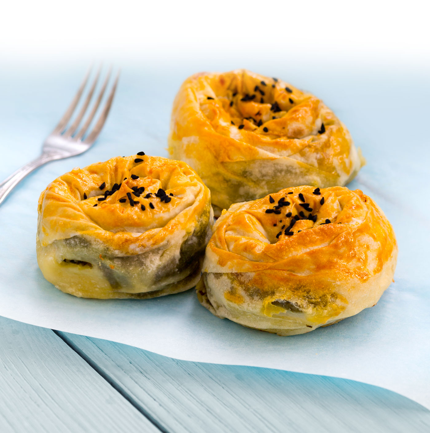 Seafood Tartlets