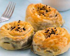 3Seafood Tartlets